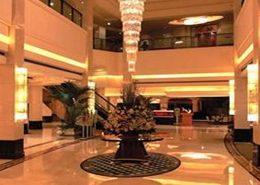 The Rainbow Hotel in Shanghai